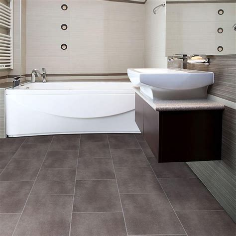 upstairs bathroom floor tile   grout  traficmaster