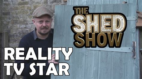 shed tv show the shed show reality tv
