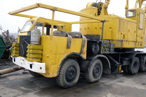 CCMV Classic Commercial Motor Vehicles | Foden Crane Carriers