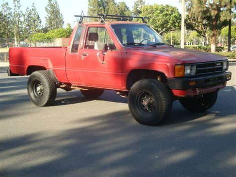 find   toyota wd pickup southern california
