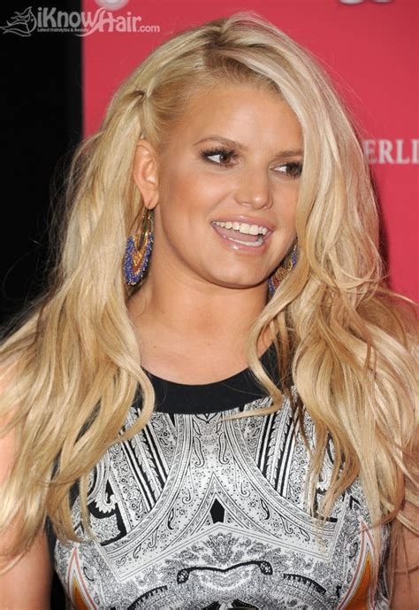 jessica simpson hair extensions   worth