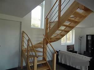 Escalier Metal Et Bois : fabricant escalier bois escalier circulaire escalier en ~ Dailycaller-alerts.com Idées de Décoration