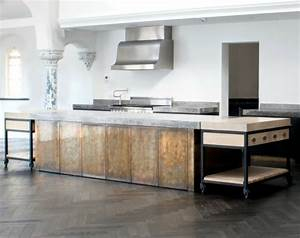 Küche Beton Holz : arbeitsplatte betonoptik modernit t und best ndigkeit ~ Markanthonyermac.com Haus und Dekorationen