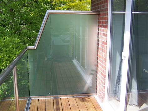 balcony privacy screen balcony balustrades and glass privacy screens