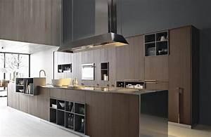 Modern Sleek Kitchen Design Home Design Plan