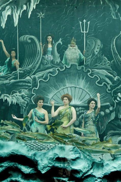 george melies underwater neptune and mermaids from hugo filmmakeriq