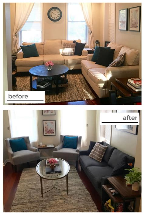 The Living Room Or Not by Evolution Of A Living Room Part Ii Eclectically Grey