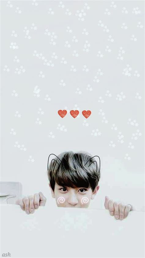 chanyeol exo wallpapers wallpaper cave