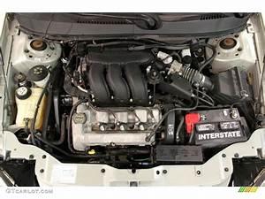 2004 Ford Taurus Sel Sedan Engine Photos