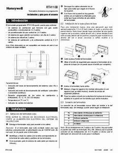 Honeywell Rth110b Central Heating Download Manual For Free
