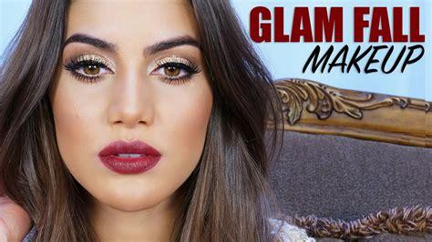 Fall Glam Makeup Youtube