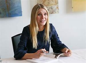 Gwyneth Paltrow starts her day with a moon dust smoothie ...