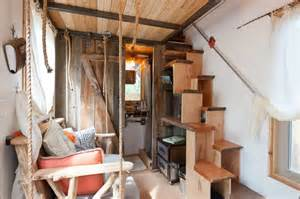 tiny homes interior designs tiny house rental hip east side tiny pad interior the design of the inside of the room is