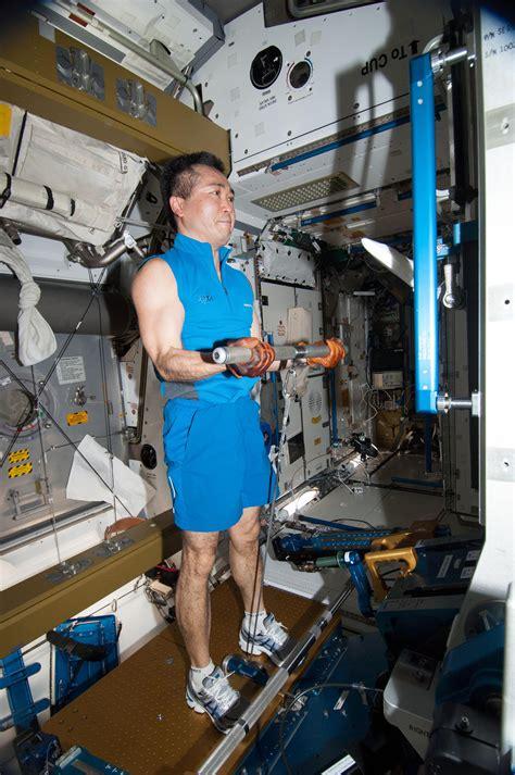 nasa advanced resistive exercise device