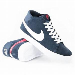 Nike SB Blazer Mid Lr Navy/White Natterjacks