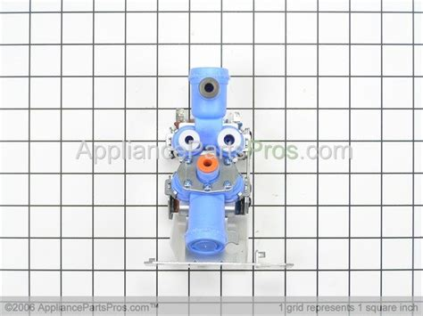 ge wrx water valve kit appliancepartsproscom