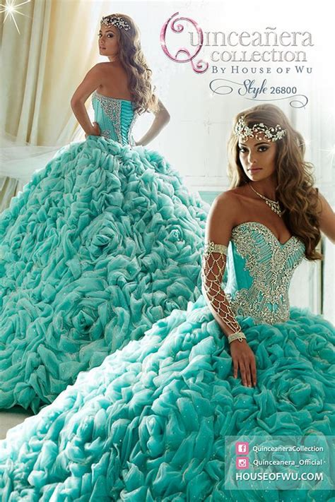 33 vestidos xv anos color aqua 9 ideas para fiestas de