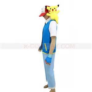 Pokemon Ash Ketchum Costume