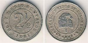 Coin De Finition Plinthe : moneda 2 5 centavo estados unidos de colombia 1863 1886 n quel cobre 1881 precio ~ Melissatoandfro.com Idées de Décoration