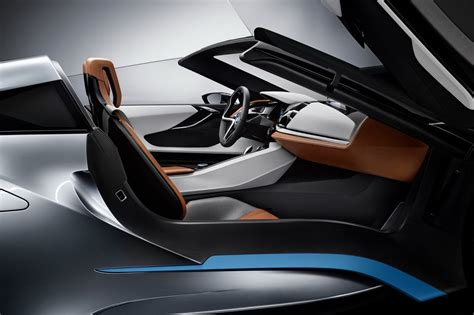 Bmw I8 Spyder Concept Officially Announced Bmwcoop