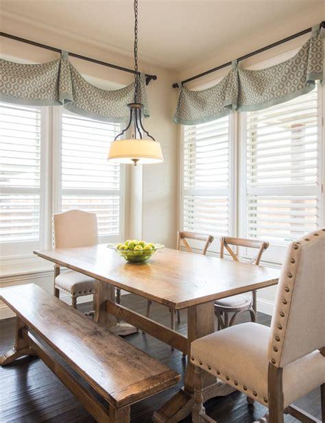 dining room curtains ideas  pinterest