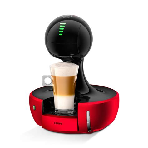 Krups Nescafe Dolce Gusto DROP KP3505 Capsule Coffee Machine Red GENUINE NEW   eBay