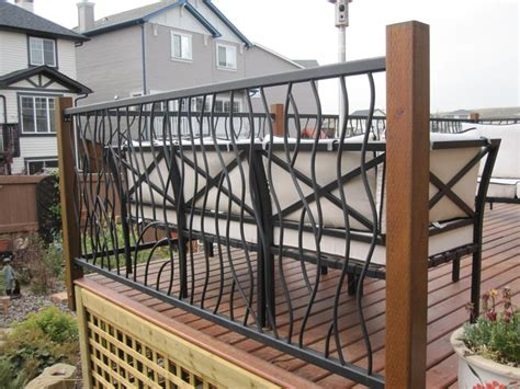 Deck Baluster Spacing Code Canada by Code For Deck Railing Height Deck Design And Ideas