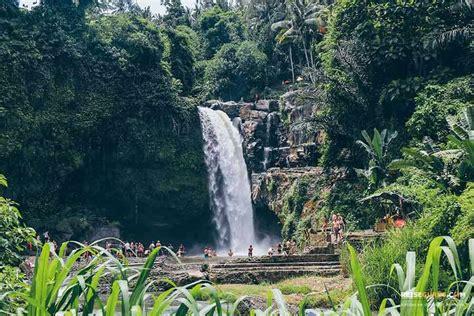tegenungan wasserfall bali  wichtige tipps  waterfall