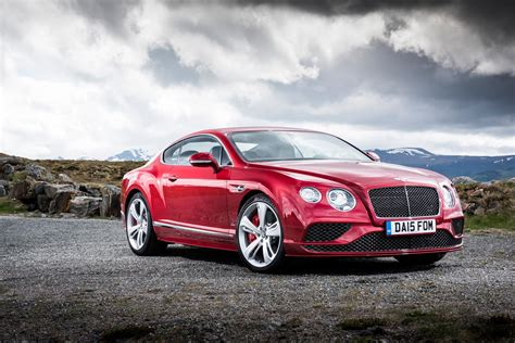 Bentley Continental Gt Review 2015 First Drive