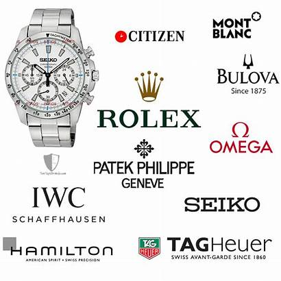 Brands Watches Popular Brand Famous Selling Ten