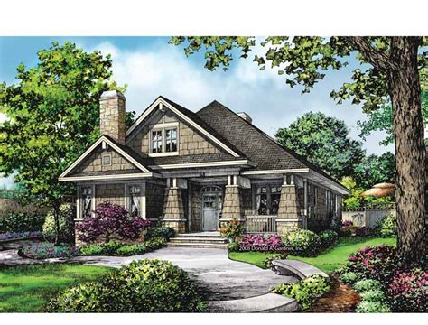 craftsman style house plans two craftsman house plans at eplans com large and small