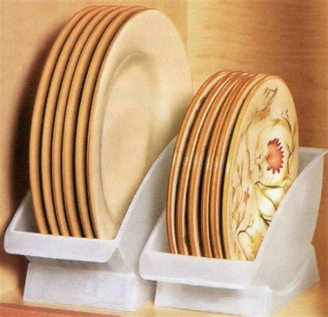storing plates 50 brilliant easy cheap storage ideas lots of tips and tricks