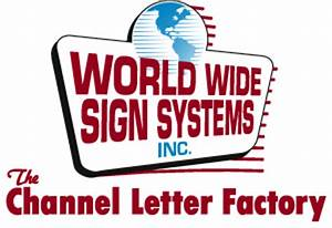 Wholesale cabinets signs extruded cabinets signs sign for Cheap channel letter signs