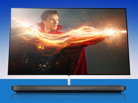 lg signature  wallpaper oled tv review stuff
