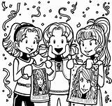 Dork Diaries Chloe Zoey Nikki Maxwell Coloring Pages Concert Call Why Didn Printable Wikia Brandon Mackenzie Hollister Wiki Popular Mad sketch template