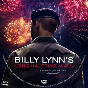 Billy Lynn's Long Halftime Walk - DVD Covers & Labels by ...