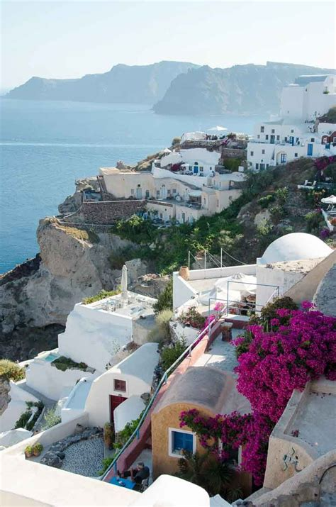 A Visit To Oia Santorini Greece Umami Girl