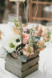 Top, 10, Rustic, Wedding, Centerpiece, Ideas, To, Love