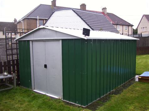 Sheds In Fife by Large Metal Shed Workshop In Leven Fife Gumtree