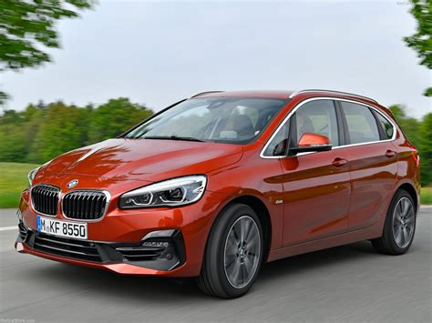 Bmw 2series Active Tourer (2019)  Picture 19 Of 97