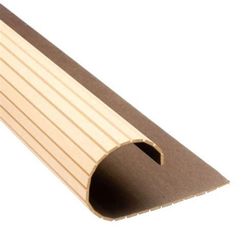 basement wrap pole wrap 96 in x 16 in mdf basement column cover 87168