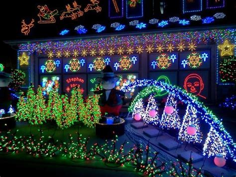 awesome christmas light displays in san diego