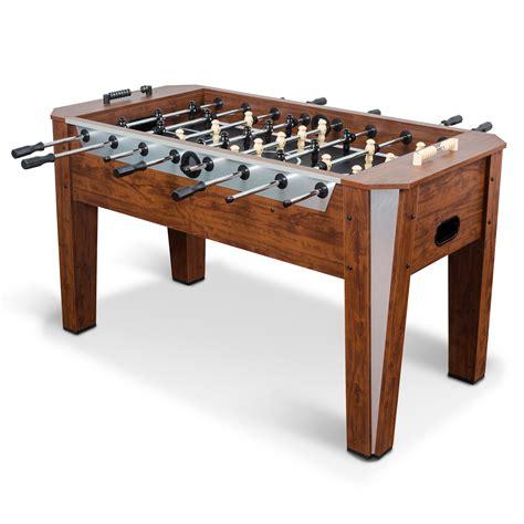 classic sport liverpool foosball table brown