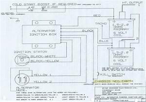 Norton Boyer Mk3 Wiring Diagram