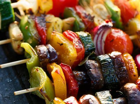 legumes cuisine brochettes de légumes recette de brochettes de légumes