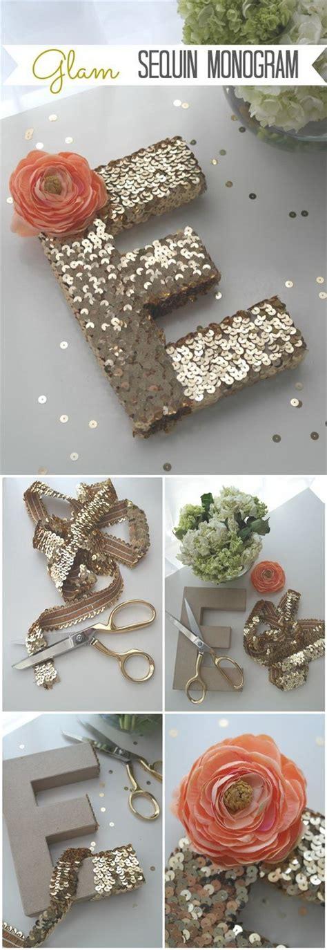diy decorative letters  lots  tutorials  creative juice