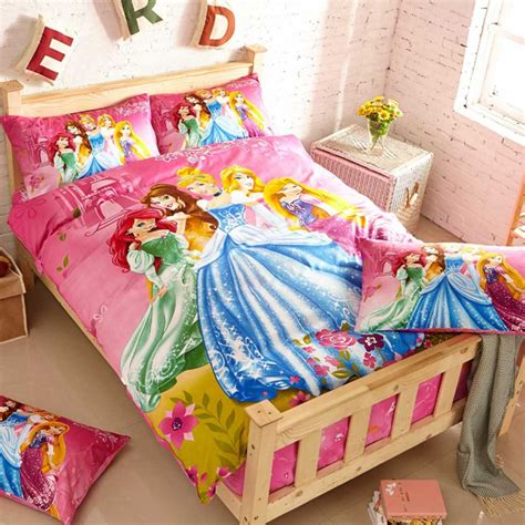 Timeless Elegance Disney Princess Bedding Set To Beautify