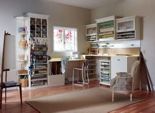 office craft rooms traditional home office