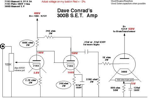 need advice on 300b circuit page 2 diyaudio