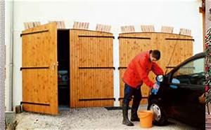 abc protecson portes de garage coulissantes ouvrant a With porte de garage enroulable avec point fort fichet